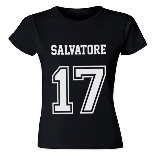 baby look salvatore 17 TVD