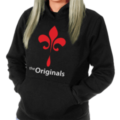 moletom the originals feminino