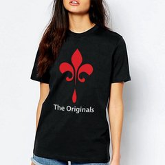 camiseta preta the originals