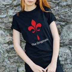 camiseta the originals serie
