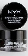 NYX eyeshadow base Black