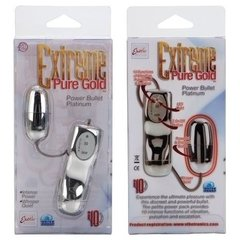 Extreme Pure Gold Power Bullets - Bala Vibradora
