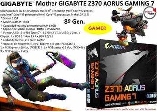 Z370 Aorus Gaming 7 Ram Slots