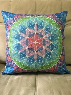 Capa Mandala Colors