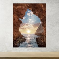 Kit de Quadros Stones Beach - Quadros decorativos | Pirilampo Decor