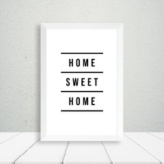 Kit de quadros Love Home - Quadros decorativos | Pirilampo Decor
