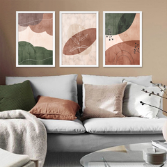 Kit de quadros Abstract Form VI - comprar online