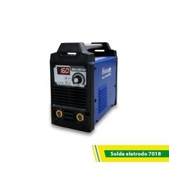 Inversora Mini Arc 160 Leden - 220 V - Hylong