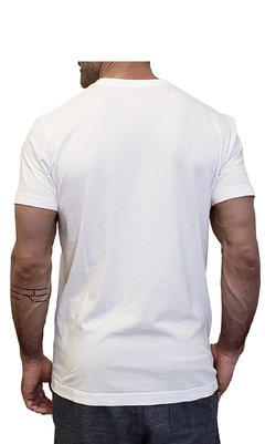 T-Shirt ROKN Reative Branco Feather - comprar online