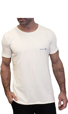 T-Shirt ROKN Reative Off White a Fio Turtle - comprar online