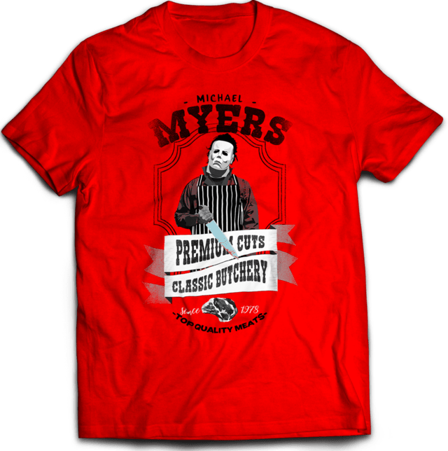 Camiseta Halloween Michael Myers