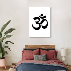 Quadro Decorativo Mantra, Om