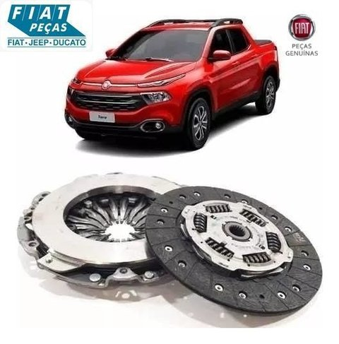 Kit Embreagem Fiat Toro Jeep Renegade Original Nova - 55267006