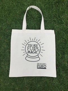 Full of magic - Tote bag