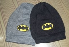 Gorro Infantil Bordado  Batman