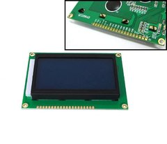 Display LCD 12864 Azul - comprar online