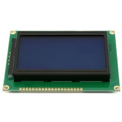 Display LCD 12864 Azul - Unibot