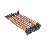 Cable 40pin DuPont Macho-Hembra 10cm - comprar online