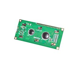Display LCD 1602 Verde HD44780 - Unibot