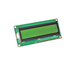 Display LCD 1602 Verde HD44780