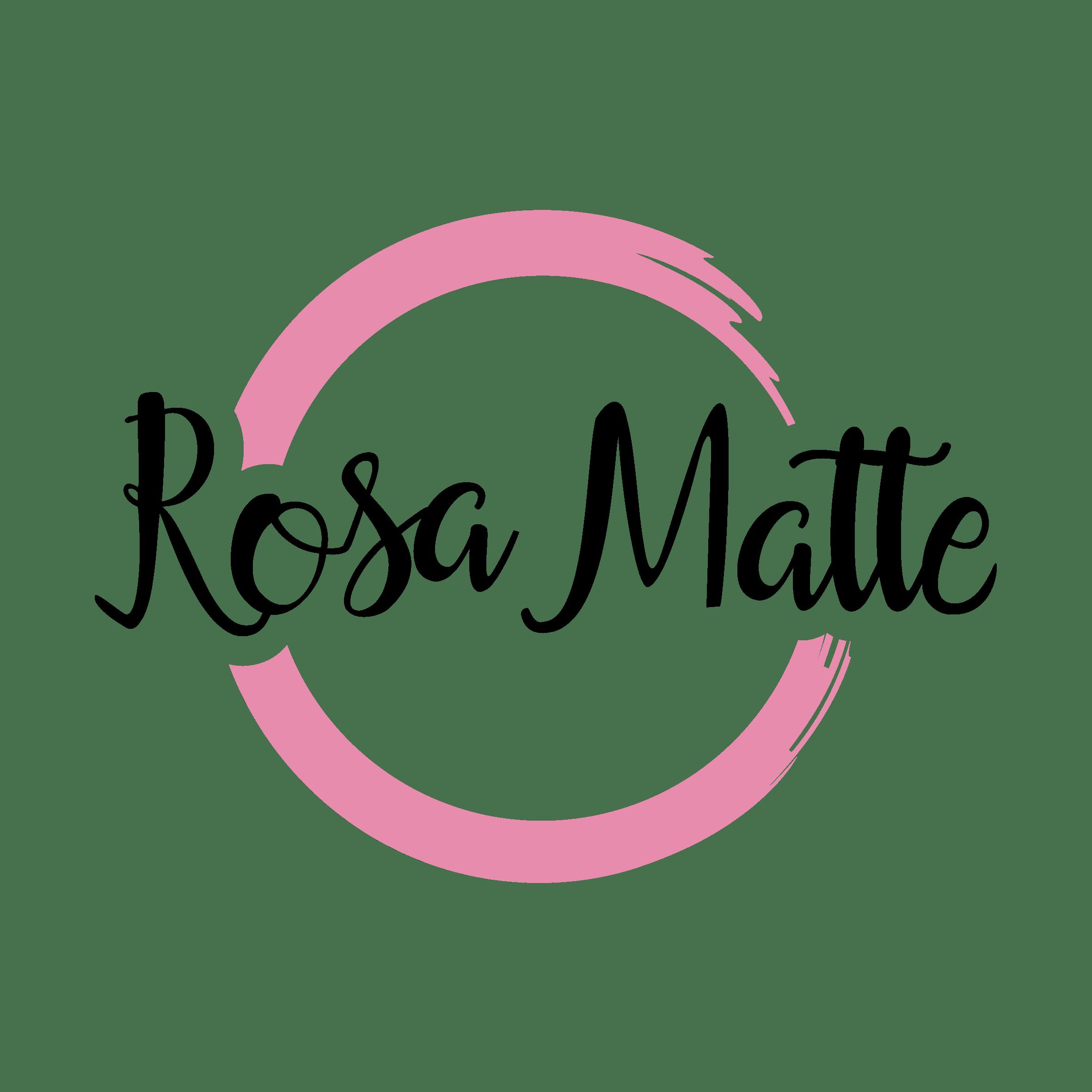 aa297f456 Rosa Matte Calçados