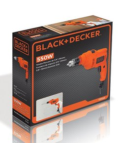 Taladro Percutor 550W Black + Decker TP550 en internet