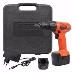 Taladro Atornillador Black+Decker CD121k 12v