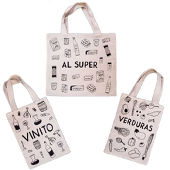 Kit bolsas super