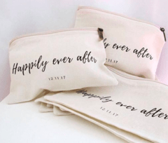 "Necessaires ""Happily ever after"" x 100 unidades"
