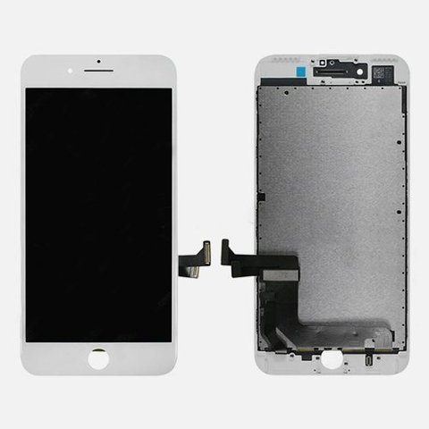 Display Y Touch Pantalla  Iphone 7 Plus Vidrio Tactil