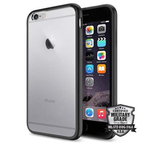 Funda Spigen Ultra Hybrid Case Iphone 6 6s 100% Original !!!