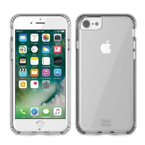 Funda Alto Impacto Iluv Metal Forge Aluminium Iphone 7 Plus en internet