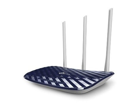 Router Tp Link Ac750 Archer C20 Inalambrico Banda Dual Gtia