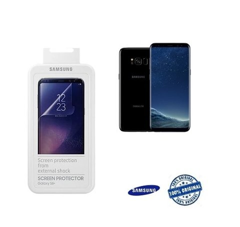 Film Glass Protector Samsung Original Galaxy S8, S8 Plus
