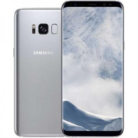 Samsung Galaxy S8 Plus 64gb+funda Cover Original+film Liquid - ONCELULAR