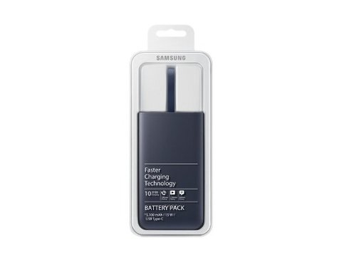 Samsung Battery Pack 5.1 Mah Fast Charger S8 Bateria Externa
