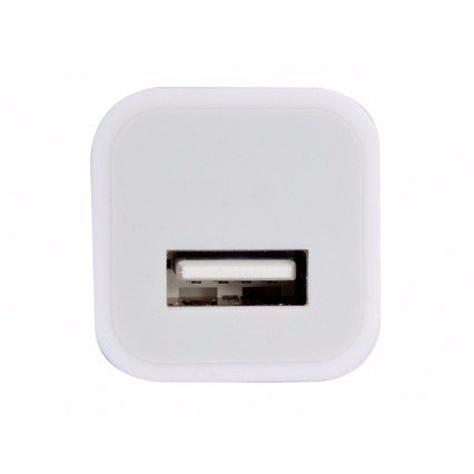 Cargador De Pared Original De Iphone + Cable Lightning 1m - tienda online