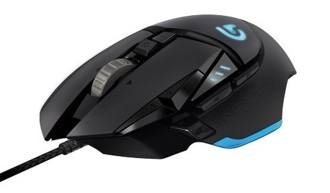 Mouse Logitech Gaming G502 Proteus Spectrum 12k Dpi Gamer en internet