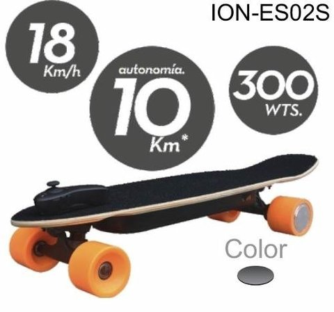 Patineta Skateboard Es02 Ion Tabla Electrica Original en internet