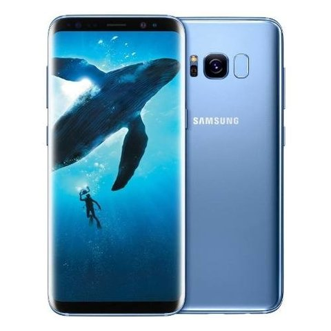 Samsung Galaxy S8 Plus 64gb+funda Cover Original+film Liquid - comprar online