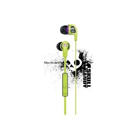 Auriculares In-ear Skullcandy Smokin Buds 2 Microfono Gtia