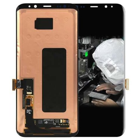 Display Touch Pantalla Samsung S8 Plus G955 Modulo Original - comprar online