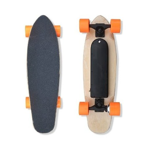 Patineta Skateboard Es02 Ion Tabla Electrica Original