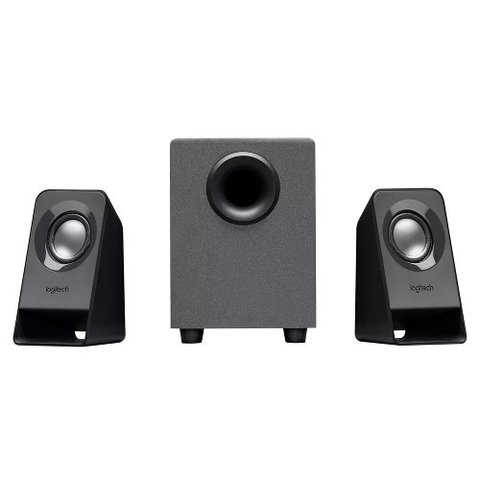 Parlante Logitech Z211 Usb Powered Speaker 2.1 Subwoofer Gta