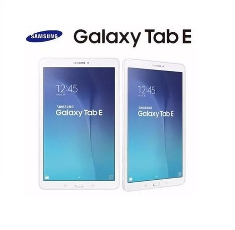 Tablet Samsung Galaxy Tab E T560 Quad Core 9,6 Hd Gps Wifi en internet