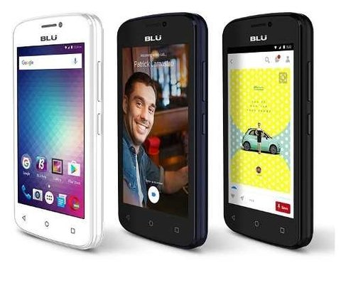 Blu Advance 4,0 Liberado 4 Quad 1,2ghz 512mb 3,2 + 2mp Gtia en internet