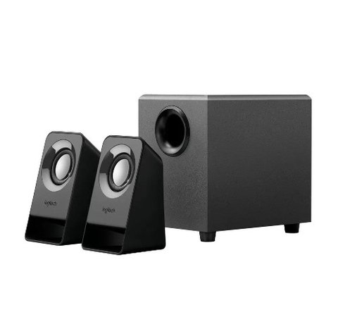 Imagen de Parlante Logitech Z211 Usb Powered Speaker 2.1 Subwoofer Gta