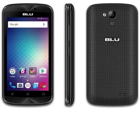 Blu Advance 4,0 Liberado 4 Quad 1,2ghz 512mb 3,2 + 2mp Gtia