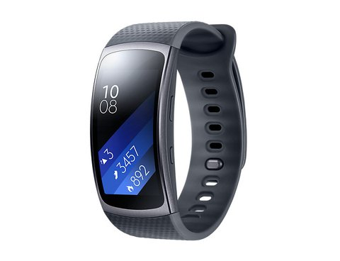 Reloj Smartwatch Samsung SM-R360 Gear Fit2 GPS Sports Band - Producto Original Certificado de Origen en internet