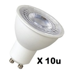 PACK 10 DICRO LED OSRAM VALUE 4W CALIDA GU10